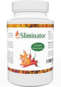 Sliminator - voor afvallen - effecten - fabricant - bijwerkingen