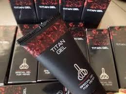 Titan Gel - voor potentie- kruidvat - effecten - werkt niet