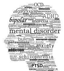 Dit symptoom komt niet altijd voor bij geestesziekten