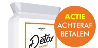 DetoxOriginal – lichaam detox - review – fabricant – radar
