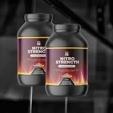 Nitro Strength – instructie – forum – crème
