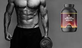 Nitro Strength – voor spiermassa - kopen – capsules – kruidvat