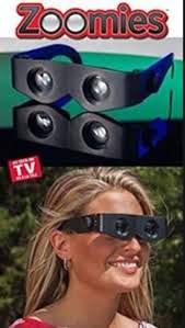 Glasses binoculars ZOOMIES – zoom bril - gel – fabricant – tablets