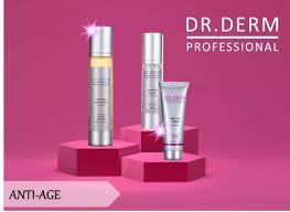 Dr.Derm - crème - capsules - instructie