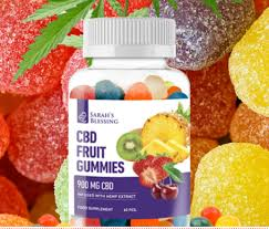 Sarah's blessing cbd fruit gummies - waar te koop - radar - prijs