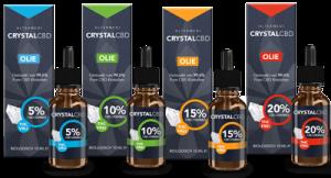 Crystal CBD - Nederland - ervaringen - review - forum