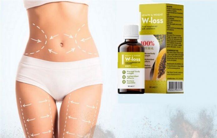 W-LOSS - bijwerkingen - wat is - gebruiksaanwijzing - recensies