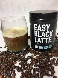 Easy Black Latte - wat is - bijwerkingen - gebruiksaanwijzing - recensies