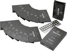 Whitify Strips- wat is - recensies - bijwerkingen - gebruiksaanwijzing